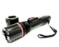 Электрошокер Верона 105 /805, мощный шокер, встроенный фонарь, предохранитель