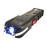 Электрошокер ОСА 928 Крайт PRO, шокер с антизахватом, с предохранителем, чехол, мощные шокеры