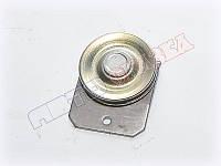 Ролик стеклоподъемника 2101 вварной верхний с планкой