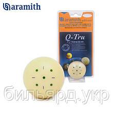 Тренировочный шар для пула Aramith Q-Tru Pool 57,2мм блистер