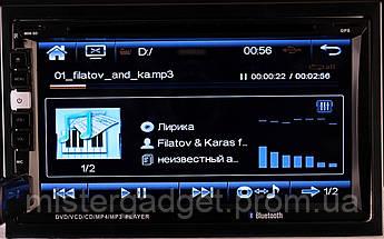 """Автомагнитола 2Din Pi-803 GPS 7"""" Bluetooth. Магнитола Пионер 803 с Навигатором и Блютуз, фото 2"""