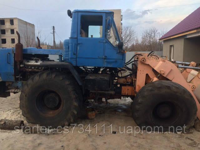 """Погрузчик ХТЗ Т-150К (ТО-25) - """"Техно-Импекс"""" в Мелитополе"""