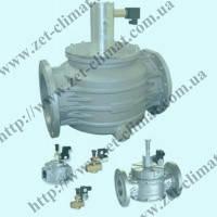 Клапаны электромагнитные газовые фланцевые