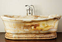 Ванные из мрамора, оникса, травертина. Изделия из камня в Киеве