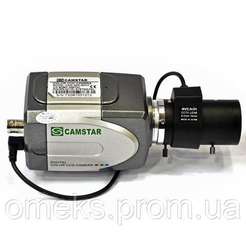Камера 220 Sony 600 TVL ч/б