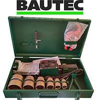 Паяльник для полипропиленовой трубы Bautec