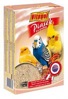 Vitapol Песок для птиц с ракушками, 1,5 кг.