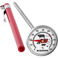 Термометр штыковой BIOTERM 21см для мяса