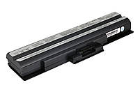 Аккумулятор к ноутбуку ALLBATTERY Sony VGP-BPS13 10.8V 5200mAh Black