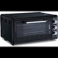 Духовая печь электрическая Saturn ST-EC1074 Black (Saturn, 11 кг, 1200 Вт, 220-240 В, 50 л, 3 режима, Духовка, Механическое, Черный)