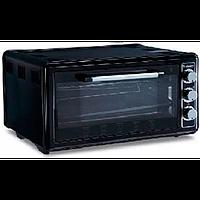 Духовая печь электрическая Saturn ST-EC1076 Black (Saturn, 8,8/9,9 кг, 1200 Вт, 36 л, 3 режима, Духовка, Черный)