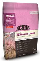 ACANA GRASS-FED LAMB корм для собак всех пород с ягненком и яблоком, 17кг