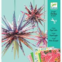Художественный комплект Киригами DJECO - Шар DJ08765