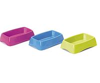 Savic КОРМУШКА (Rody Brunch) напольная для кроликов, пластик , 17Х10Х4см. см.