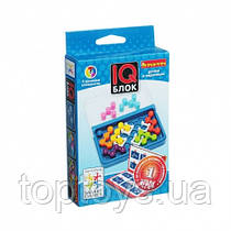 Игра настольная Smart Games - IQ Блок (SG 466 UKR)