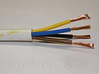 ПВС 4х4 провод гибкий медный  ЗЗЦМ
