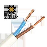 ПВС 2х2,5 провод гибкий медный ЗЗЦМ