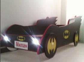 Дитяче ліжко Бетмен