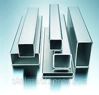 Труба сварная профильная проф. до 120х60 вкл. с толщиной стенки х6 мм
