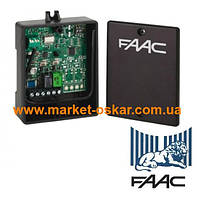 Faac XR2 868 С - наружный 2-х канальный приемник