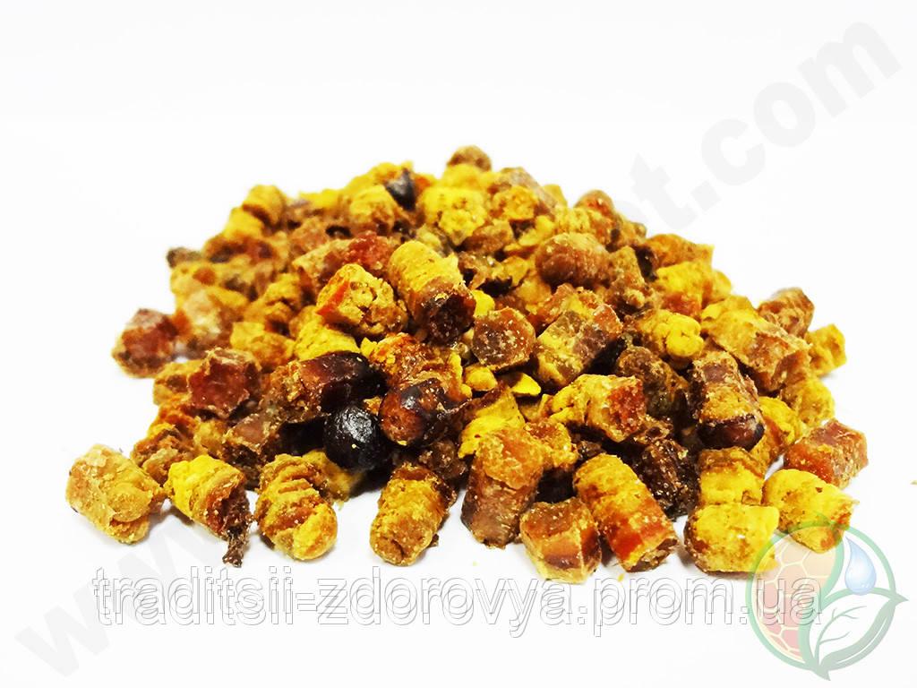 Перга, перга пчелиная 2019, пчелиный хлеб, 30 гр