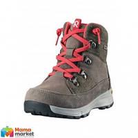 Ботинки демисезонные для мальчика Reima WANDER 569327, цвет 1190