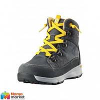 Ботинки демисезонные для мальчика Reima WANDER 569327, цвет 9950