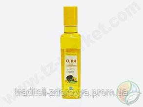 Масло из ядра кондитерского подсолнечника, подсолнечное масло 200 мл