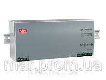DRT-960-24 Блок питания Mean Well 960вт,24в,40А на Din-рейку, 3-ф