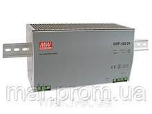 DRT-480-24 Блок питания Mean Well 480вт,24в,20А на Din-рейку 3ф.