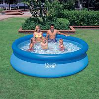 Круглый бассейн с верхним надувным кольцом Easy Set Pools 305х76см Intex 28120, фото 1