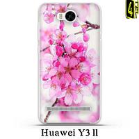 Чехол для Huawei Y3 ll, бампер 3D, #r001