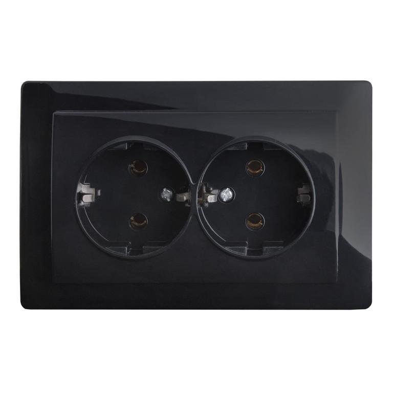 слайд-презентации розеток и выключателей серии Oscar тм LXL -1