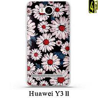 Чехол для Huawei Y3 ll, бампер 3D, #r003