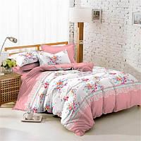 Ткань для постельного белья Поплин 1705 (A+B) - (50м+50м)