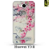 Чехол для Huawei Y3 ll, бампер 3D, #r016