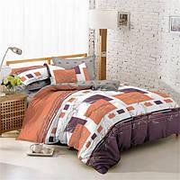 Ткань для постельного белья Поплин 1706 (A+B) - (50м+50м)