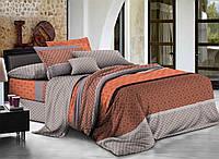Ткань для постельного белья Поплин 1709 (A+B) - (50м+50м)