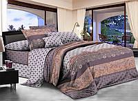 Ткань для постельного белья Поплин 1710 (A+B) - (50м+50м)