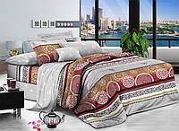 Ткань для постельного белья Поплин 1711 (A+B) - (50м+50м)
