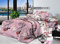 Ткань для постельного белья Поплин 1713 (A+B) - (50м+50м)