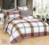 Ткань для постельного белья Поплин 4001 (A+B) - (50м+50м)