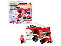 Конструктор Пожарная Машина на 210 деталей от производителяBEST-LOCK