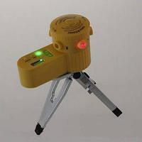 Мини многофункциональный лазерный уровень с  штативом