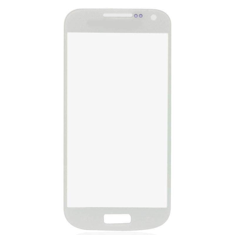 Стекло экрана Samsung i9190/ i9192/ i9295 Galaxy S4 mini белое