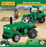 Конструктор трактор от производителяBEST-LOCK