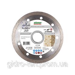 Алмазный отрезной диск по керамике Distar Bestseller Ceramics 125x22,23