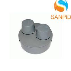 Клапан развоздушиватель канализационный 110 Wavin