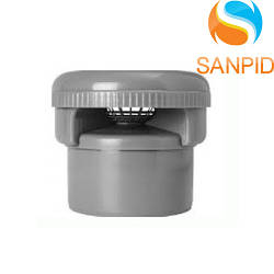Клапан развоздушиватель канализационный 110 Capricorm
