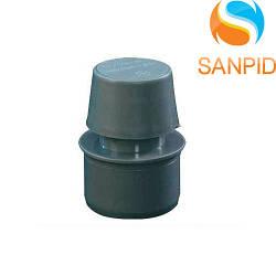 Клапан развоздушиватель канализационный 50 Wavin